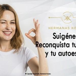 SUIGÉNERIS. RECONQUISTA TU BELLEZA Y TU AUTOESTIMA.