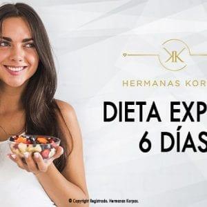 Dieta Exprés 6 días